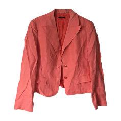 Blazer, veste tailleur HUGO BOSS Rose, fuschia, vieux rose
