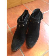Bottines & low boots à talons SWILDENS Noir