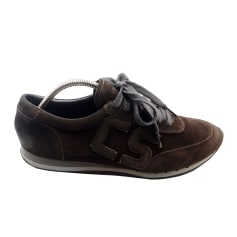 Baskets CAR SHOE Marron
