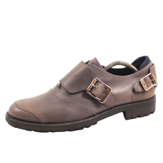 Loafers HOGAN Gray, charcoal