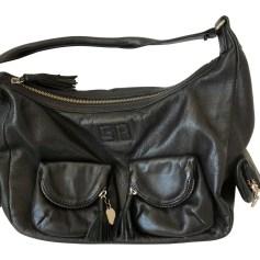 Leather Handbag SONIA RYKIEL Black