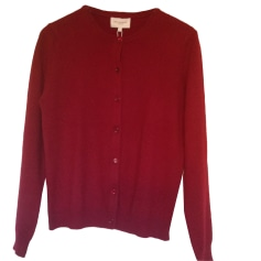 Gilet, cardigan ERIC BOMPARD Rouge, bordeaux