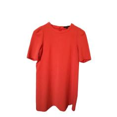 Robe courte TARA JARMON Orange