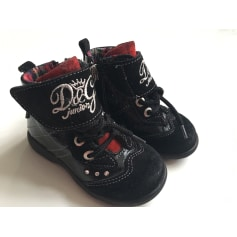 Ankle Boots DOLCE & GABBANA Black