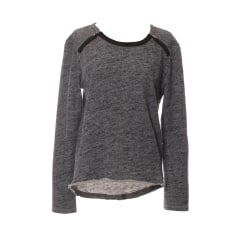 Top, t-shirt IKKS Grigio, antracite