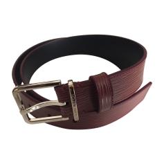 Cintura LOUIS VUITTON Bordeaux
