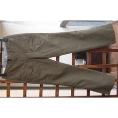 Pantalon droit AIGLE Kaki