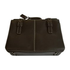 Briefcase TOD'S Brown