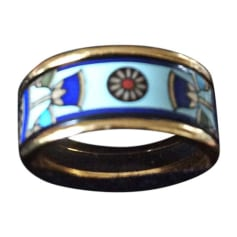 Ring FREY WILLE Blue, navy, turquoise