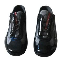 Baskets PRADA Noir