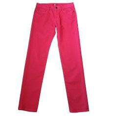 Pantalone slim, a sigaretta GERARD DAREL Rosso, bordeaux