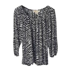 Top, t-shirt MICHAEL KORS Noir et Blanc
