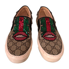 Baskets GUCCI Multicouleur