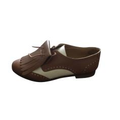 Chaussures à lacets  SÉZANE Marron