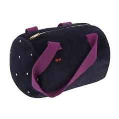 Non-Leather Shoulder Bag SONIA RYKIEL Blue, navy, turquoise