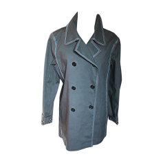 Veste LOUIS VUITTON Bleu, bleu marine, bleu turquoise