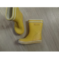Ankle Boots AIGLE Yellow