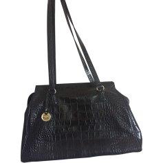 Leather Oversize Bag SONIA RYKIEL Black