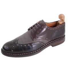 Chaussures à lacets HESCHUNG Marron