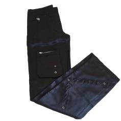 Pantalone dritto PINKO Nero