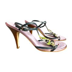 Heeled Sandals GIUSEPPE ZANOTTI Multicolor