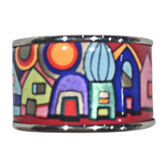 Ring FREY WILLE Multicolor