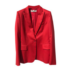 Blazer, veste tailleur STELLA MCCARTNEY Rouge corail