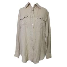 Camicia GERARD DAREL Beige, cammello