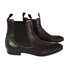 Bottines SANTONI Noir