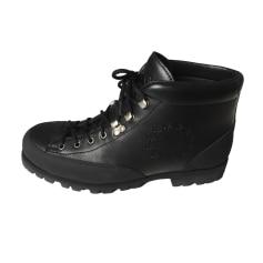 Chaussures à lacets PARABOOT Noir