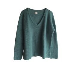 Sweater DES PETITS HAUTS Green