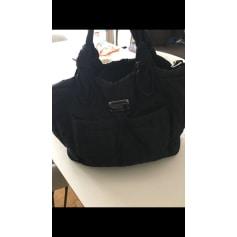 Non-Leather Shoulder Bag Black