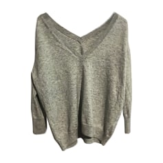 Pull ISABEL MARANT Gris, anthracite