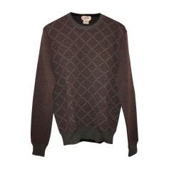 Sweater HERMÈS Red, burgundy