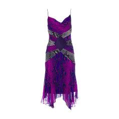 Midi Dress DIANE VON FURSTENBERG Multicolor