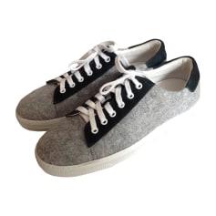 Sneakers VANESSA BRUNO Gray, charcoal