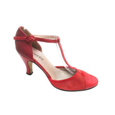 Pumps, Heels REPETTO Red, burgundy