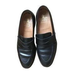 Loafers CROCKETT & JONES Black