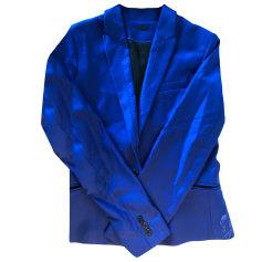 Blazer, veste tailleur COMPTOIR DES COTONNIERS Bleu, bleu marine, bleu turquoise
