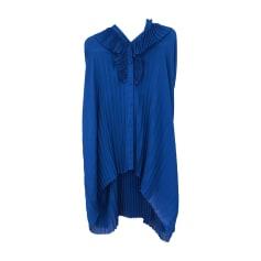 Chemisier BALENCIAGA Bleu, bleu marine, bleu turquoise