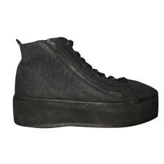 Chaussures à lacets  FREE LANCE Noir