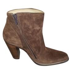 Bottines & low boots à talons FREE LANCE Marron
