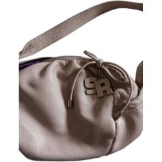 Leather Handbag SONIA RYKIEL Pink, fuchsia, light pink