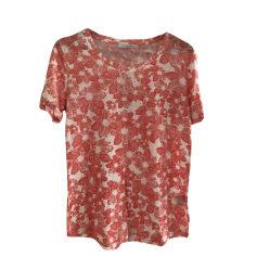 Top, t-shirt GERARD DAREL Bianco, bianco sporco, ecru