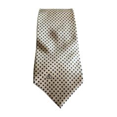 Tie VALENTINO White, off-white, ecru