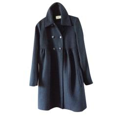 Manteau BA&SH Noir