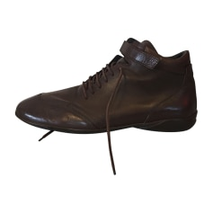 Bottines HUGO BOSS Marron