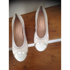 Ballet Flats HISPANITAS White, off-white, ecru