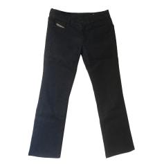 Jeans dritto DIESEL Blu, blu navy, turchese