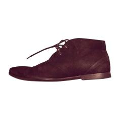 Chaussures à lacets PAUL & JOE Noir
